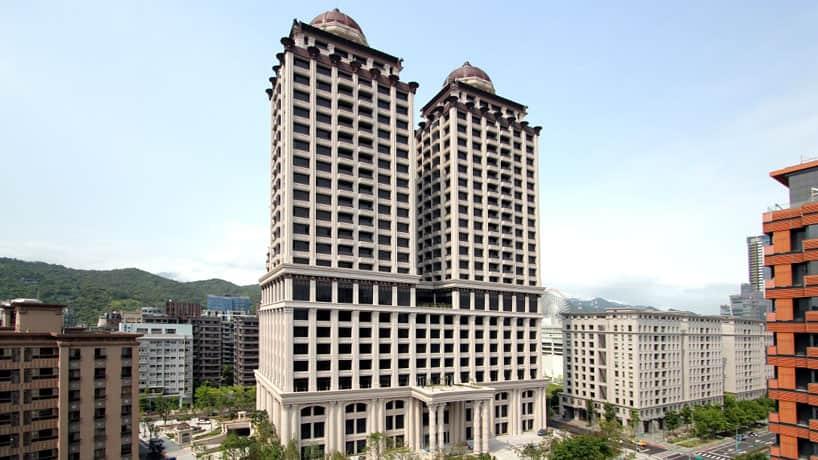 台北美福飯店上班族下班副業賺錢美福飯店外觀